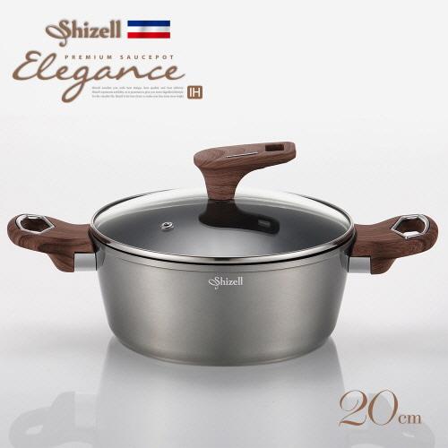 [프랑스 쉬젤] 엘레강스 IH 양수냄비20cm